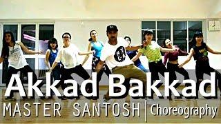 Akkad Bakkad   Sanam Re   DJ Badshah, Neha Kakkar   by Master Santosh @ Vietnam