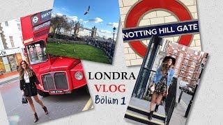 VLOG | Londra  Bölüm 1 | Lansman ve alışveriş turu