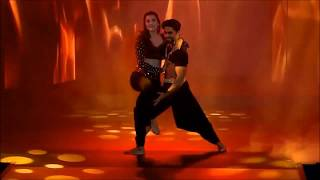 Salman Yusuff Khan & Gauhar Khan Hot Performance In Femina Miss India