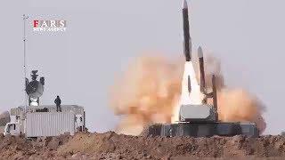 Iran IRGC Defenders of Devotee of Velayat 95 wargame رزمايش مدافعان حريم ولايت سپاه ايران