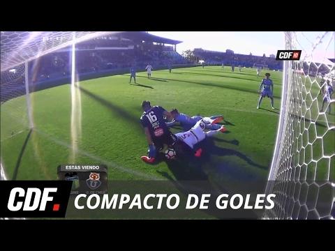O´Higgins 0 - 3 Universidad de Chile  | 14° Fecha | Torneo Clausura 2016 - 2017 | CDF