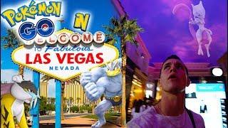 What is Pokémon Go like in Las Vegas? (Generation 2)