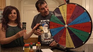 NASTY SPIN THE WHEEL GAME !!!