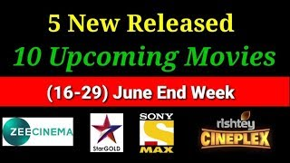 5 New Released - 10 Upcoming South Hindi Dubbed Movies Television Premiere Release