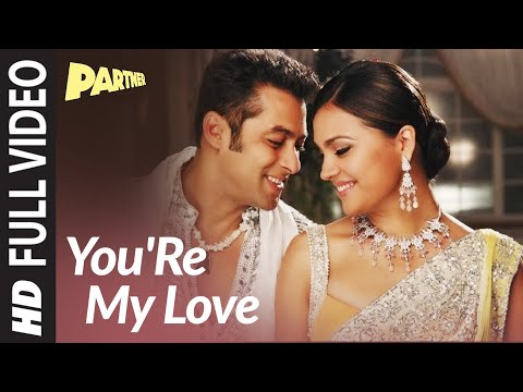 You are My Love Full Video Song   Partner   Salman Khan, Lara Dutta, Govinda