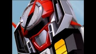 Power Rangers Operation Overdrive - One Fine Day - Megazord Fight (Episode 22)