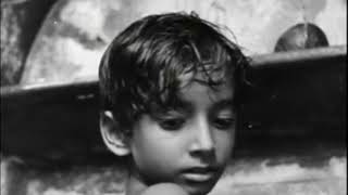 Pather Panchali 1955 Il finale