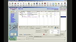 Auto Shop Management Software MaxxTraxx Demo Video