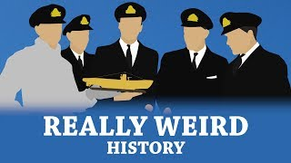 REALLY WEIRD HISTORY: Operation Mincemeat