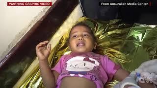 Rare glimpse into Yemen