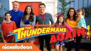 The Thundermans | Theme Song (Extended Karaoke Version) | Nick