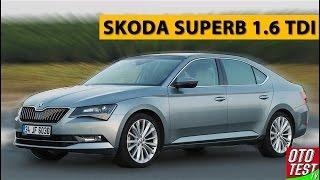 Skoda Superb 2016 test sürüşü-yorum-inceleme