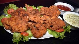 Chicken Broast Recipe - Chicken Crispy Fried Broast - Chicken Recipe
