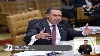 Barroso X Gilmar Mendes no STF