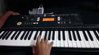 Oru thalai ragam from idhu namma aalu in keyboard