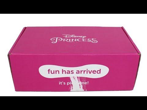 Xxx Mp4 Disney Princess Pley Box Bippity Boppity Boo With Cinderella Subscription Box Unboxing Review 3gp Sex
