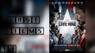 Captain America Civil War - Résumé