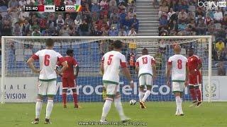 أهداف مباراة المغرب و الكونجو الديمقراطيه فى كاس امم افريقيا 2017 0-1