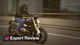 2014 BMW R nineT bike review
