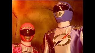 Power Rangers Operation Overdrive - The Underwater World - The Atlantis Puzzle (Episode 3)
