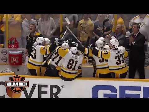 Pittsburgh Penguins 2017 Stanley Cup Champions Tribute