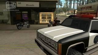 GTA San Andreas - Walkthrough - Mission #34 - Made In Heaven / Small Town Bank (HD)