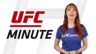 UFC Minute: Intriguing UFC 206 Matchups