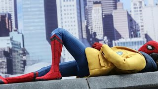 Homecoming Spider-Man    Skillet ~ Hero
