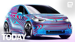 VW's ID.3 electric hatchback is almost here