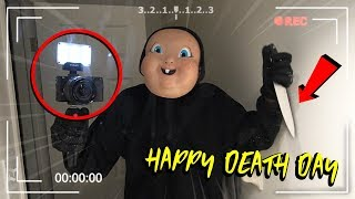 HAPPY DEATH DAY TOOK MY CAMERA AND RECORDED ME AT 3 AM!! (CAME AFTER US)