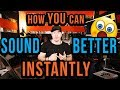 3 Things You MUST Do BEFORE Recording (INSTANTLY Sound Better)