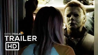 HALLOWEEN Trailer Teaser #2 NEW (2018) Michael Myers Horror Movie HD