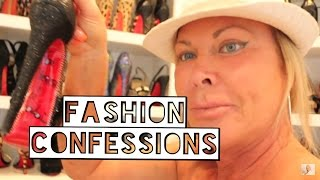 The Fashion Files Shoe Confessions
