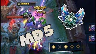 Quero Elo: MD5 para o Diamante - League of Legends