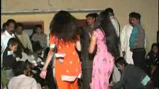 weeding mujra and firing lahore