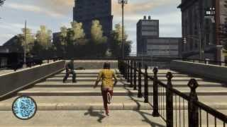 A Deadly Game of Tag (GTA IV Free Roam)