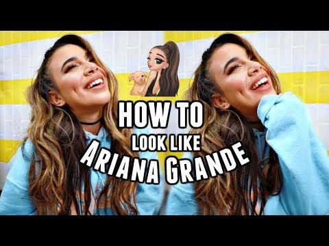 Xxx Mp4 Ariana Grande Makeup Hair Tutorial Thank U Next Transformation 3gp Sex