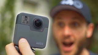 GoPro Fusion: FIRST IMPRESSIONS