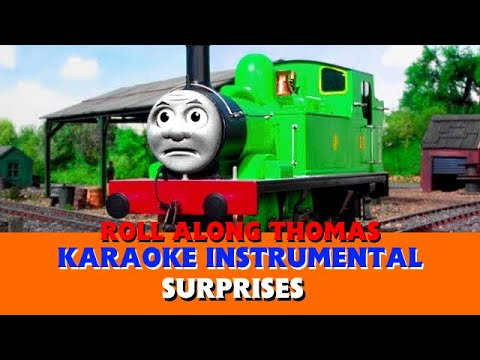 Roll Along Thomas Thomas & Friends Surprises Instrumental Version