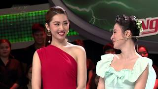 PewPew tháp tùng 2 người đẹp thi Nhanh như chớp | NNC #27 | 13/10/2018