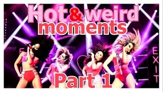 Little Mix - Hot and weird moments from Get Weird Tour |PART 1|