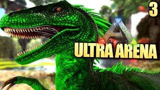 ARK ULTRA ARENA 3 ► Das Format ist gnadenlos! ◄ ( Speed PvP mit Community | Deutsch | Ark Mods )