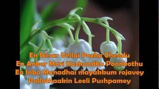 En Nesar Vellai Pozha Chendu - SELAH - Tamil Christian Song
