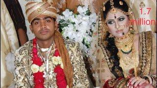 maruf ahammed and samia -bangladesh wedding
