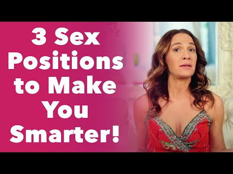 Three Sex Positions to Make You Smarter