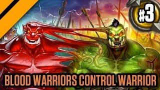 Day[9] HearthStone Decktacular #226 - Blood Warriors Control Warrior P3