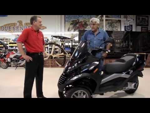 Piaggio MP3 250 Jay Leno s Garage