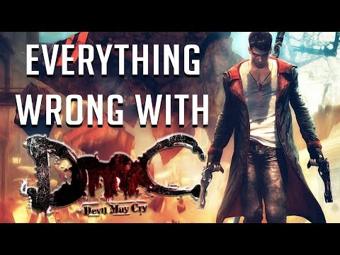 Xxx Mp4 GamingSins Everything Wrong With DmC Devil May Cry 3gp Sex