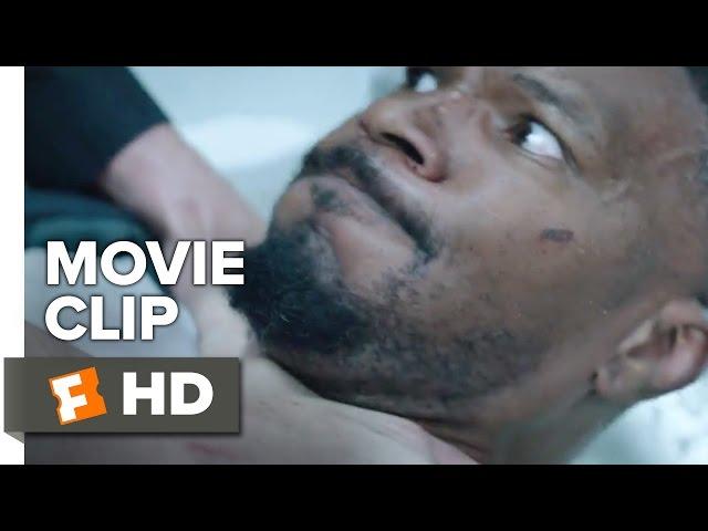 Sleepless Movie CLIP - Come On Dad (2017) - Jamie Foxx Movie