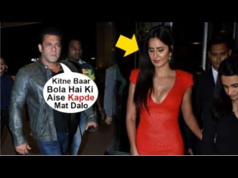 Xxx Mp4 Katrina Kaif Wears BOLD Dress Even After WARING From Boyfriend Salman Khan At Hello Awards 2019 3gp Sex